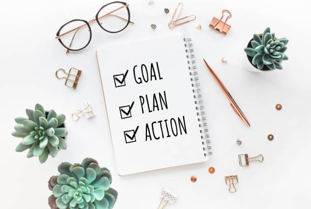 Za svaku promjenu u životu dobro je napraviti plan.