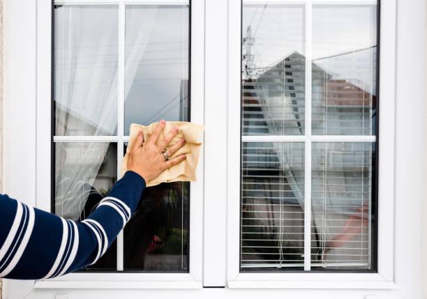 Čisti prozori daju otvoren i jasan pogled u budućnost.